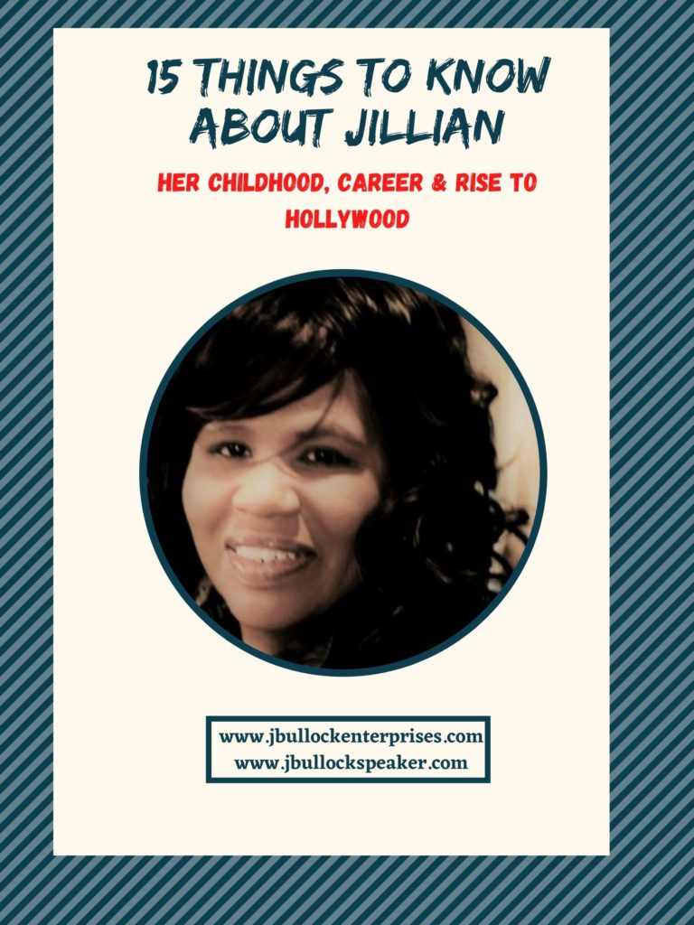 15 things to know about Jillian Poster